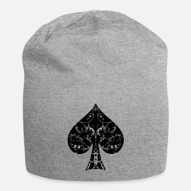 Pik Pik Tribal Poker Ass Hold´em - Beanie
