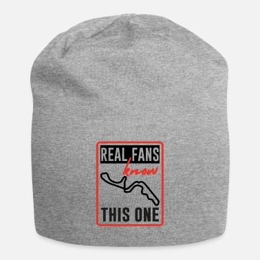 Race Real Fans Know This One T-Shirt - Beanie