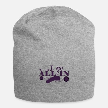 Cowboy Poker - All In - Beanie