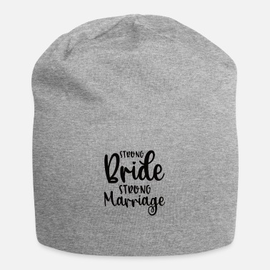 Hen Night Strong Bride Strong Marriage - Beanie