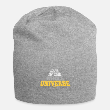 Universe Dad Father's Day family husband gift - Beanie