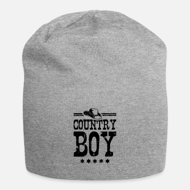 Country Country Boy - Beanie