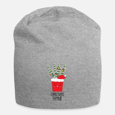 Ambiente Christmas Thyme Herb Pun - Berretto