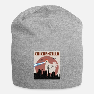 Hilarious Chicken Gifts for Chicken Lovers Chickenzilla Hila - Beanie