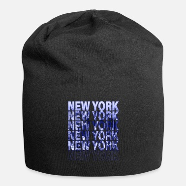 Nyc New York uppifrån - Beanie