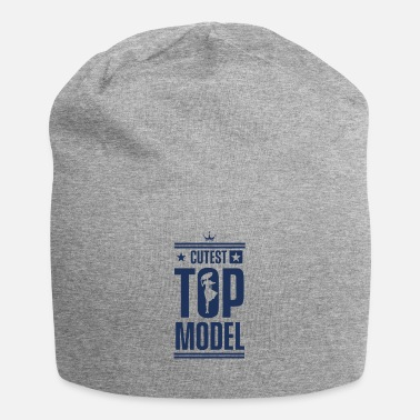 Model Fashion Model Top Model Modeller Catwalk Modeller Model - Beanie