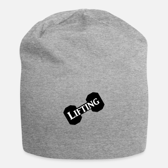 Studio Caps & Hats - lifting - Beanie heather grey