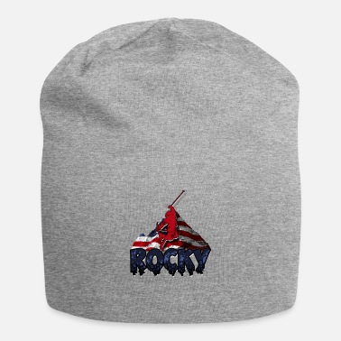 Rocky Mountains Rocky Mountains. Skifahren. Wintersport - Beanie