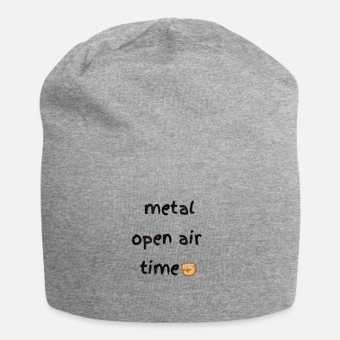 Shouter Metal open air festival time in summer - Beanie