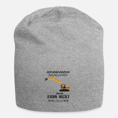 Worker Construction Worker Shirt • Construction Site Dredging Gift - Beanie