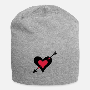 Bleed ➸♥Ouch-Hearts struck by Cupid's arrows♥↢ - Beanie