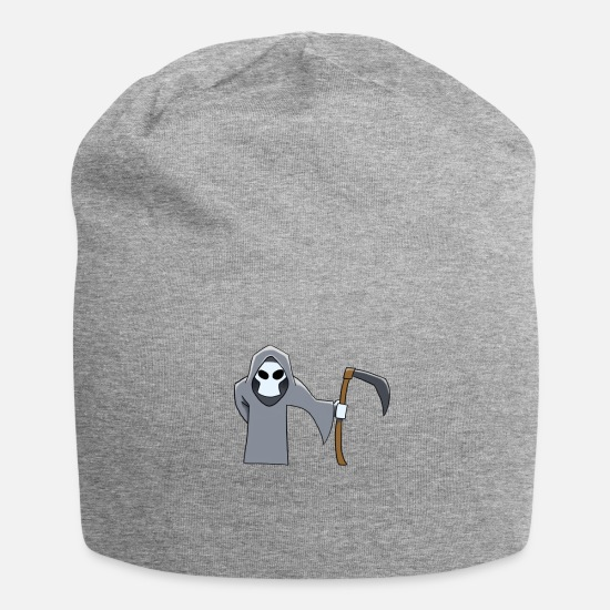 Love Caps & Hats - Reaper - Beanie heather grey