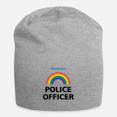 Police Thank you Police Officer - Beanie