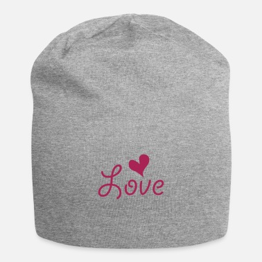 Love With Heart Love with heart - Beanie-pipo