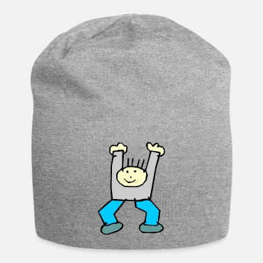 Buksetrold Boy Scribble Kids Collection 18 - Beanie