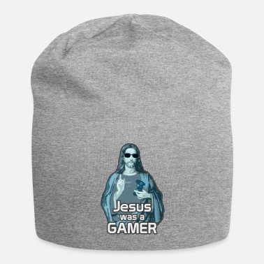 Christelijke Related To Christ Gamer Jesus Christ - Beanie
