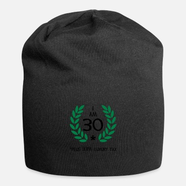 Age 40 - 30 plus tax - Beanie