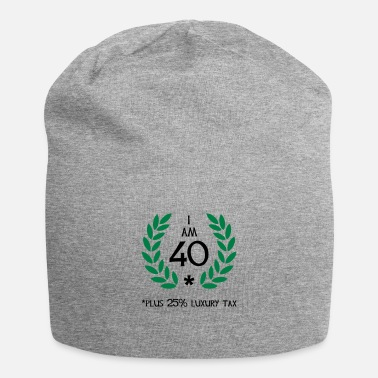 Age 50 - 40 plus tax - Beanie