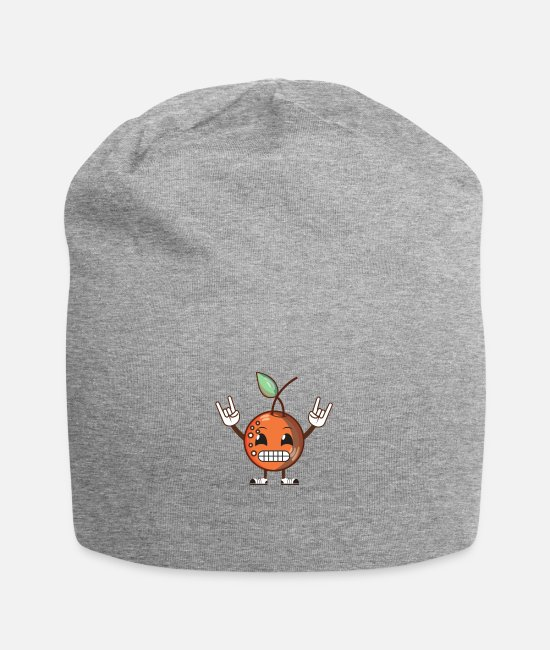 Bumble Bee Caps & Hats - Fruit / Humour - Beanie heather grey