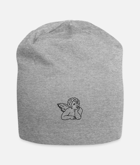 Ángel Caps & Hats - Angel - Beanie heather grey