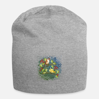 Best Colorful birds - Beanie