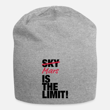 Mars mars_is_the_limit_to2 - Beanie
