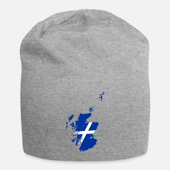 Scotland Caps & Hats - Scotland - Beanie heather grey