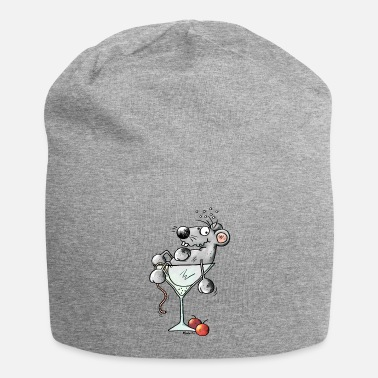 Coctail Funny Coctail Mouse - Beanie