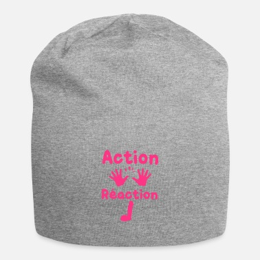 Reaction Action reaction - Beanie