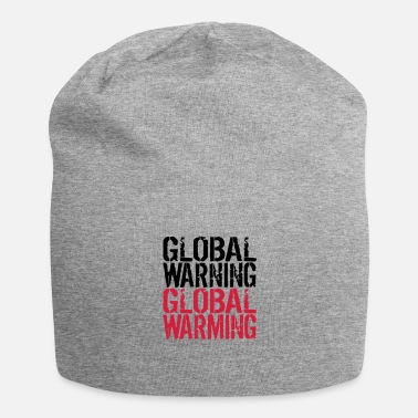 Global Global Warning - Global Warming - Beanie
