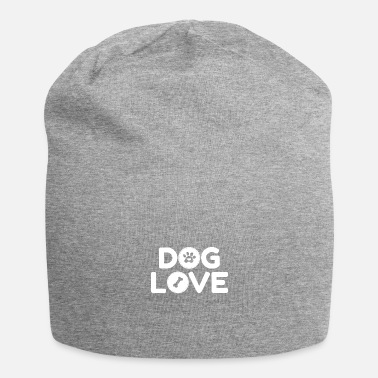 DOG LOVE dog lover gift idea - Beanie