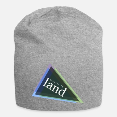 Land cleared to land - landing clearance - Beanie