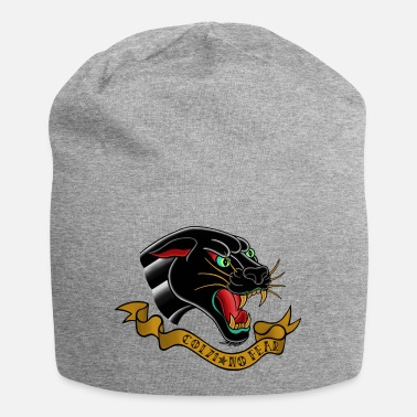 Panther oldschool - Beanie