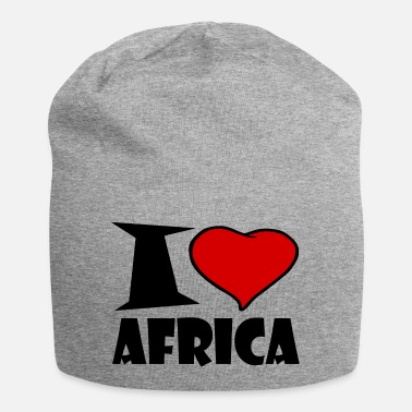 Afrikka Afrikka - Afrikka - Rakastan Afrikkaa - Beanie-pipo