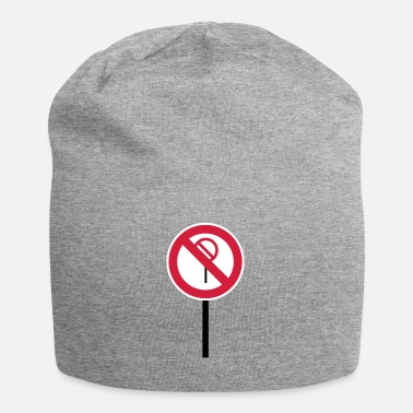 Sign Prohibitions prohibited - Beanie