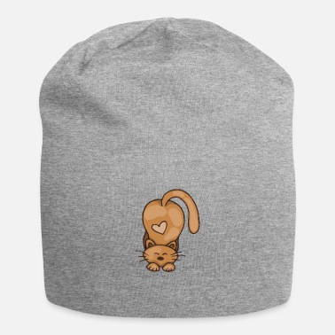 Series Cute cat design | Cat Lover Gift Shirt - Beanie