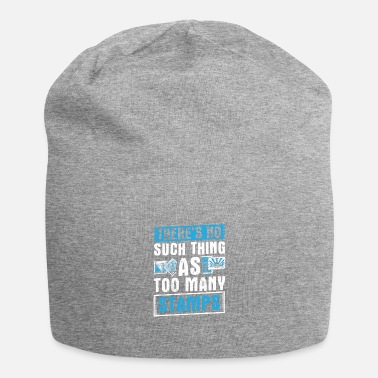 Stamp Perfect Stamps Design Quote No Such Thing - Beanie