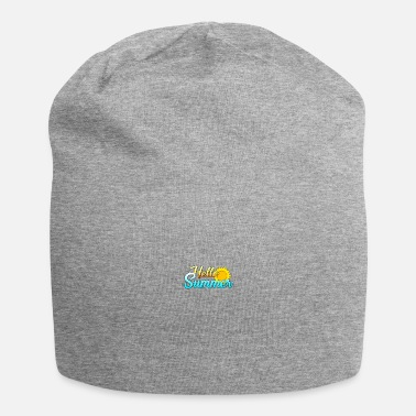 Summer design [Hello Summer] - Beanie