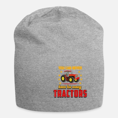 Ranch You can never have too many tractors - Beanie
