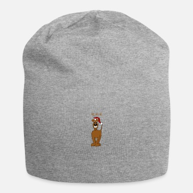 Irish Irish Terrier Santa - Beanie