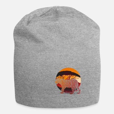Safari Jaguar Safari Cat Leopard Animal Panther Africa - Beanie