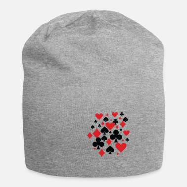 Holdem Allover de cartes de poker - Beanie