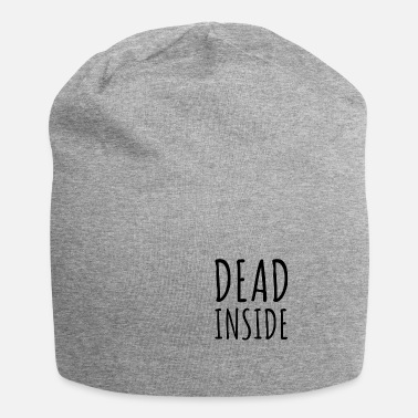 Couch Dead Inside Depression - Beanie