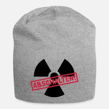 Castor Transport Nuclear power shutdown - Beanie