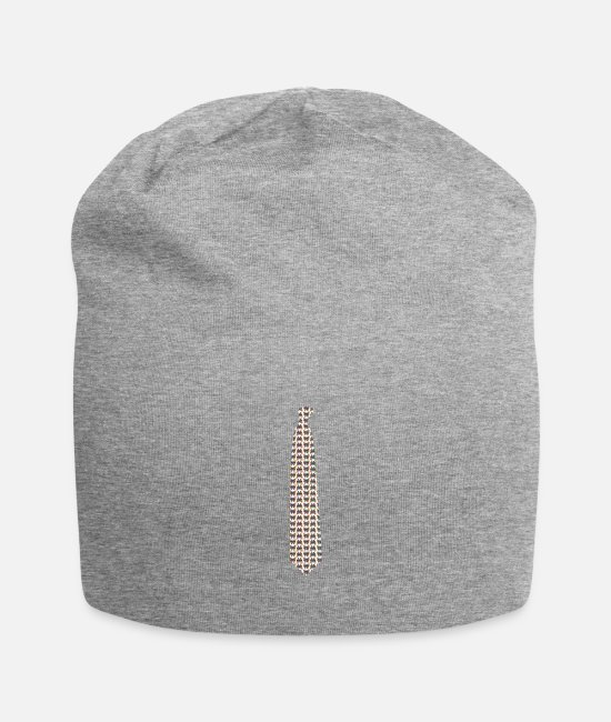 Avant-Garde Caps & Hats - Tie Butterfly - Beanie heather grey