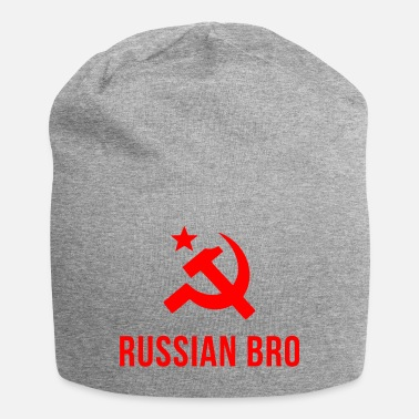 Russian russian bro russian brother - Beanie