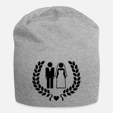 Wedding Couple Wedding couple - Hochzeitspaar - Beanie