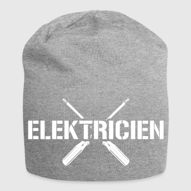 Electrician gift: electrician screwdriver - Jersey Beanie