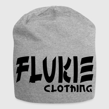 Flukie Clothing Japan Sharp Style - Beanie in jersey