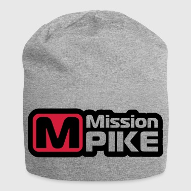 MissionPike - Beanie in jersey